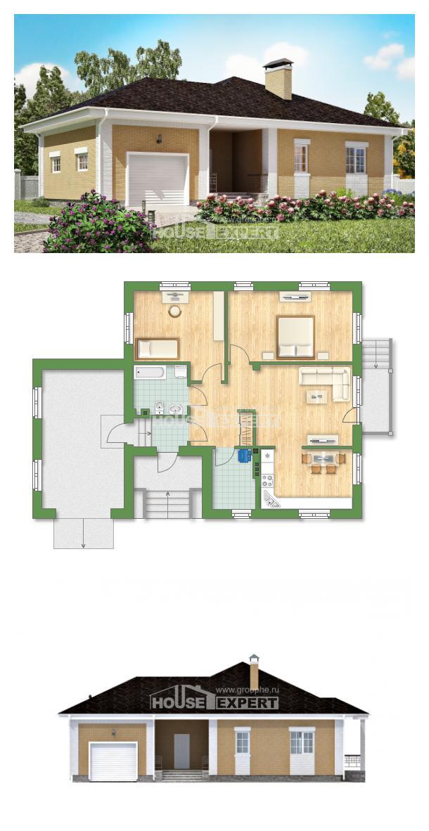 Проект дома 130-002-Л | House Expert