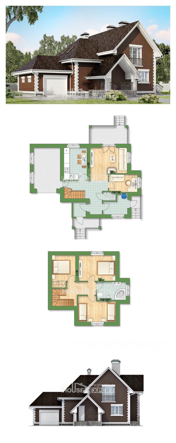 Проект дома 190-003-Л   House Expert