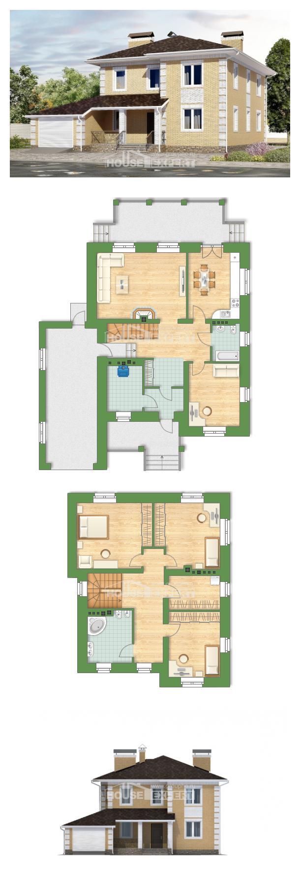 Проект дома 220-006-Л   House Expert