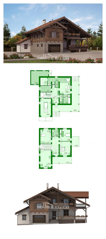 Проект дома 255-002-Л | House Expert